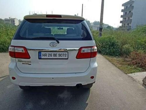 2010 Toyota Fortuner MT for sale in Gurgaon