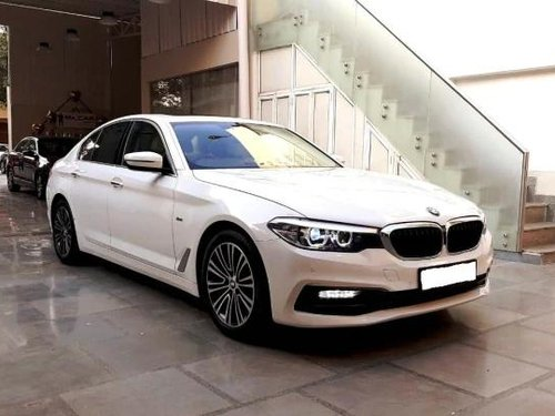 2018 BMW 5 Series 520d Sport Line AT in New Delhi