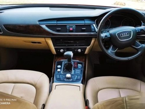 2014 Audi A6 2011-2015 AT for sale in Hyderabad