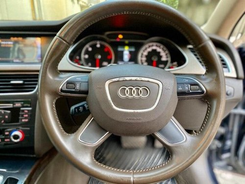 2013 Audi A4 2.0 TDI AT for sale in Kolkata