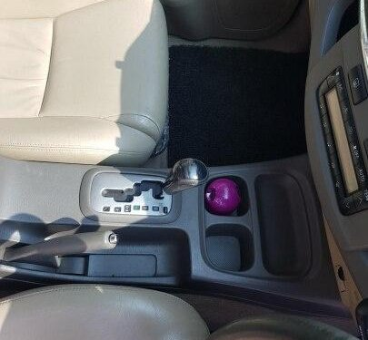2012 Toyota Fortuner 4x2 AT for sale in Pune
