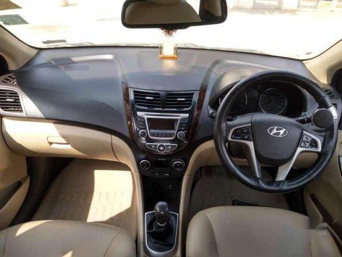 Hyundai Fluidic Verna 1.6 VTVT SX, 2015, Petrol MT in Gurgaon