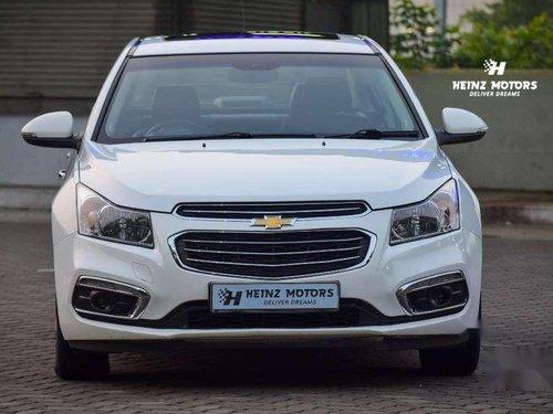 Used 2017 Chevrolet Cruze LTZ MT for sale in Kochi