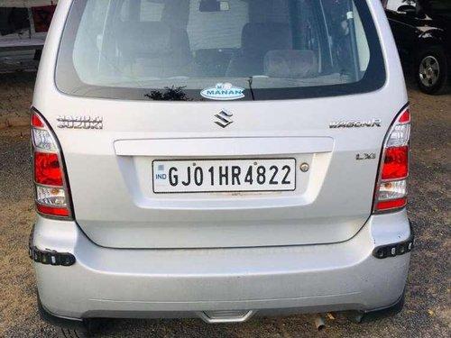 2008 Maruti Suzuki Wagon R LXI MT for sale in Ahmedabad