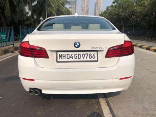 2013 BMW 5 Series 520d Sedan AT for sale in Goregaon