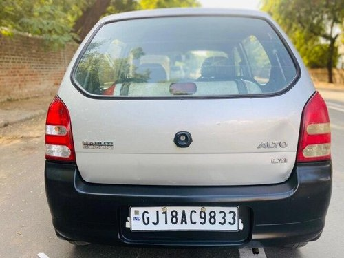 Maruti Alto LXi 2009 MT for sale in Ahmedabad-4