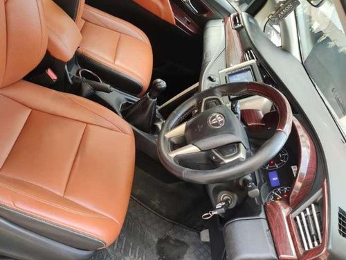 Toyota INNOVA CRYSTA 2.4 GX 8S, 2017, Diesel MT in Hyderabad