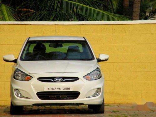 Used 2013 Hyundai Fluidic Verna MT in Ramanathapuram