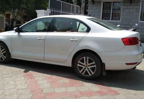 2014 Volkswagen Jetta 2013-2015 AT for sale in Coimbatore