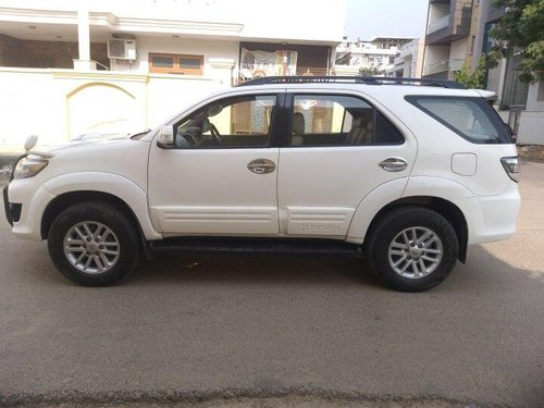 2012 Toyota Fortuner 4x4 MT for sale in Jaipur-5