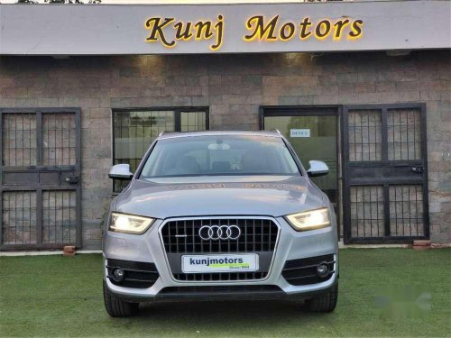Used 2014 Audi Q3 AT for sale in Gurgaon