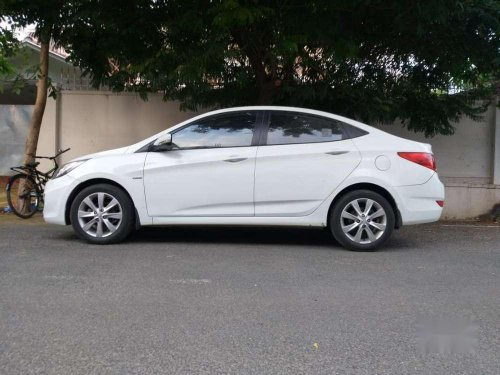 Hyundai Verna CRDi 1.6 SX Option, 2013, Diesel MT in Erode
