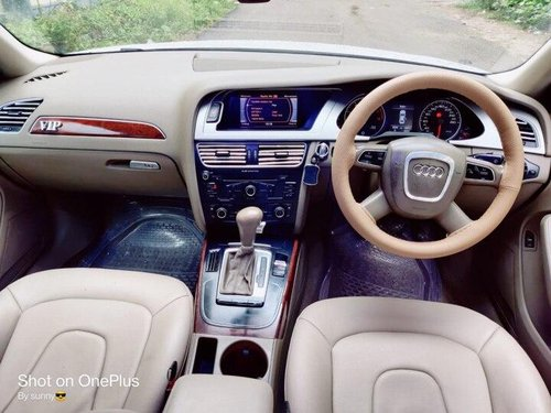 2011 Audi A4 1.8 T Multitronic AT in Hyderabad