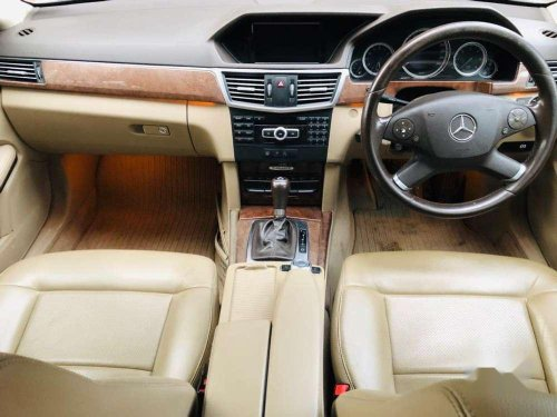 Used 2011 Mercedes Benz E Class AT in Hyderabad