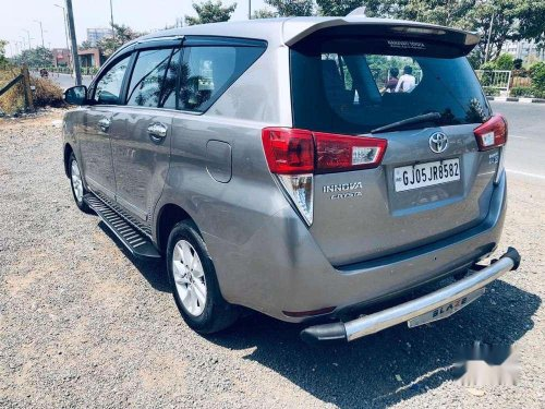 Used 2017 Toyota Innova Crysta MT for sale in Surat