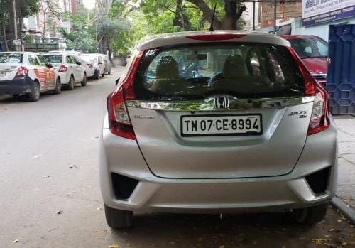 Used 2016 Honda Jazz S MT for sale in Chennai-1