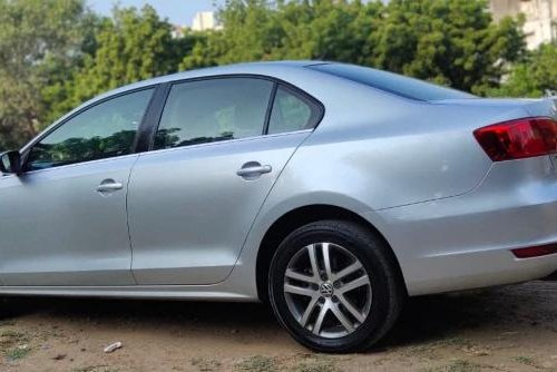 2012 Volkswagen Jetta 1.9 Highline TDI MT in Ahmedabad