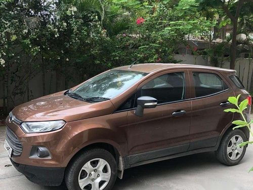 2017 Ford Ecosport EcoSport Ambiente MT in Hyderabad
