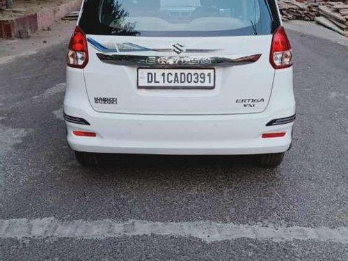 Maruti Suzuki Ertiga VXI CNG 2016 MT for sale in Gurgaon