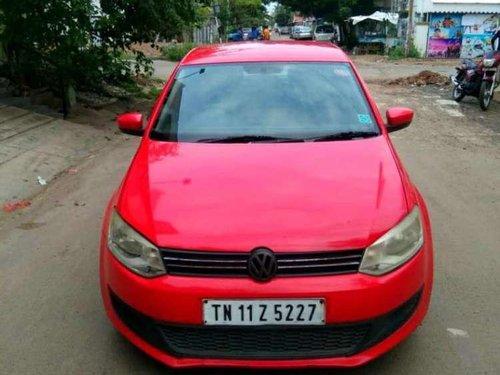 Volkswagen Polo, 2012, Diesel MT for sale in Chennai