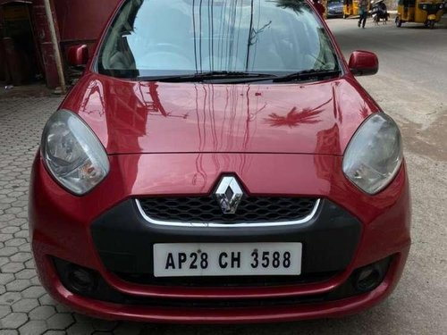 2012 Renault Pulse RxZ MT for sale in Hyderabad-6