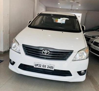 Used 2016 Toyota Innova MT for sale in Lucknow