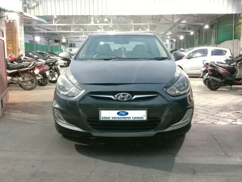 Hyundai Verna 1.6 SX 2011 MT for sale in Coimbatore-8