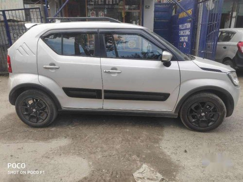 2018 Maruti Suzuki Ignis 1.2 Zeta MT in Srinagar