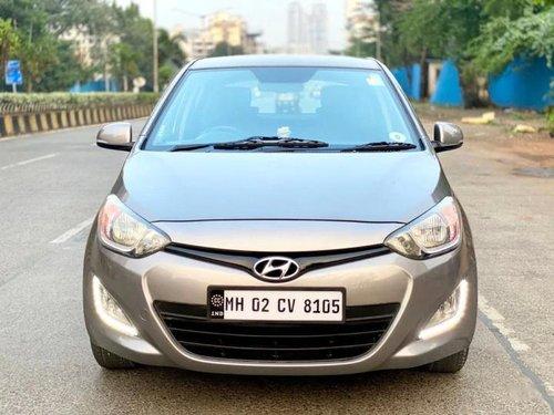 2013 Hyundai i20 Sportz 1.4 AT for sale in Mumbai