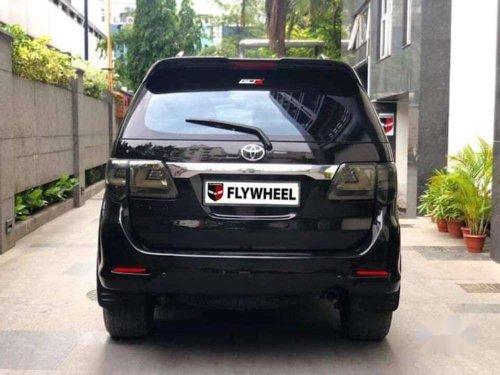 2014 Toyota Fortuner 4x2 Manual MT for sale in Kolkata