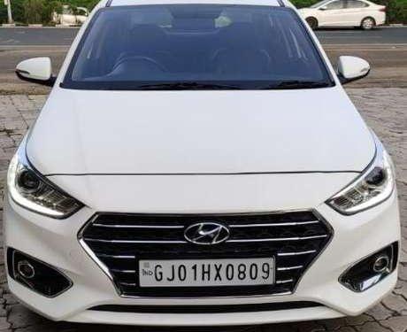2018 Hyundai Verna 1.6 CRDi SX MT for sale in Ahmedabad