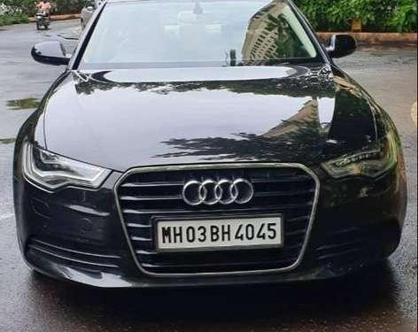 2012 Audi A6 2.0 TDI Technology AT in Mumbai