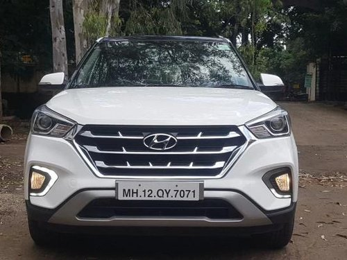 Used 2018 Hyundai Creta 1.6 SX Automatic Diesel AT in Pune
