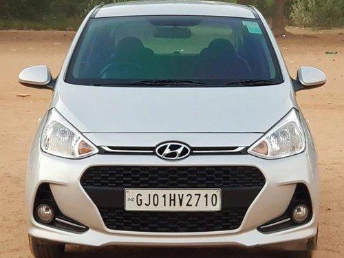 Hyundai Grand i10 Magna 2018 MT for sale in Ahmedabad