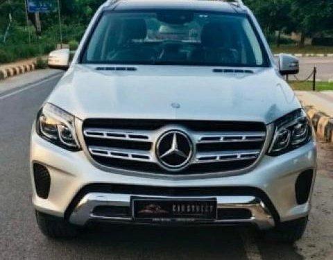 2017 Mercedes-Benz GLS 350d 4MATIC AT in New Delhi