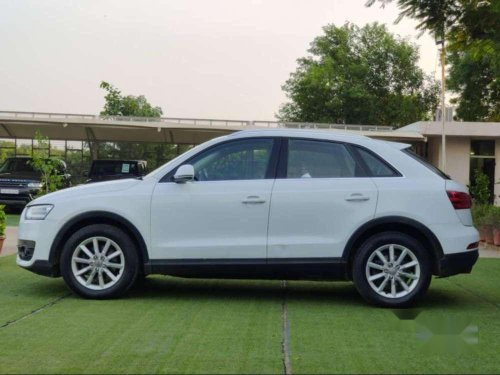 2013 Audi Q3 2.0 TDI Quattro AT for sale in Gurgaon