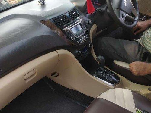 2015 Hyundai Fluidic Verna MT for sale in Thane