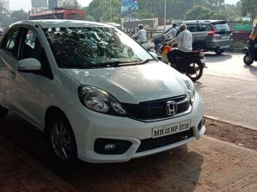 2016 Honda Brio MT for sale in Pune