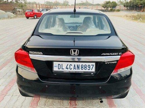 2013 Honda Amaze S i-Vtech AT in New Delhi