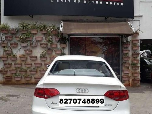 Used 2012 Audi A4 AT for sale in Tiruppur