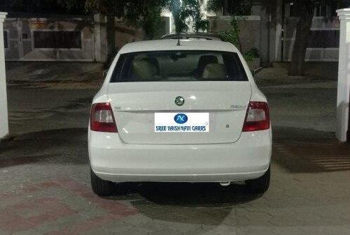 2013 Skoda Rapid 1.6 TDI Elegance MT in Coimbatore