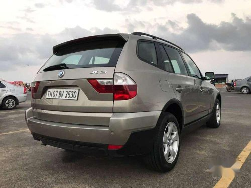 BMW X3 xDrive 20d Expedition, 2010, Diesel AT in Tiruppur