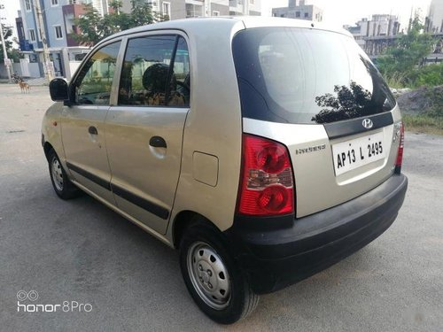 Used 2006 Hyundai Santro Xing XG AT for sale in Hyderabad