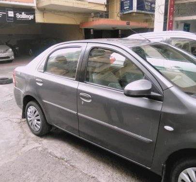 2014 Toyota Platinum Etios MT for sale in Kolkata