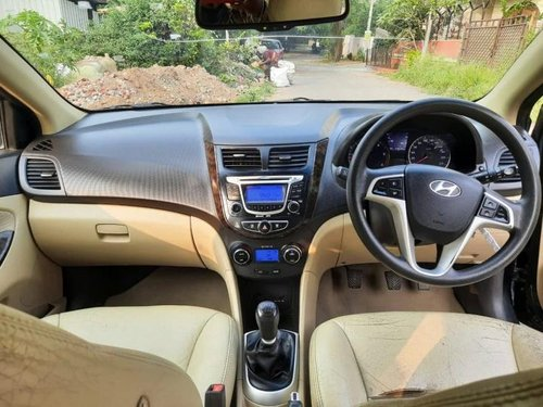 Used 2012 Hyundai Verna 1.6 CRDi EX MT in Hyderabad