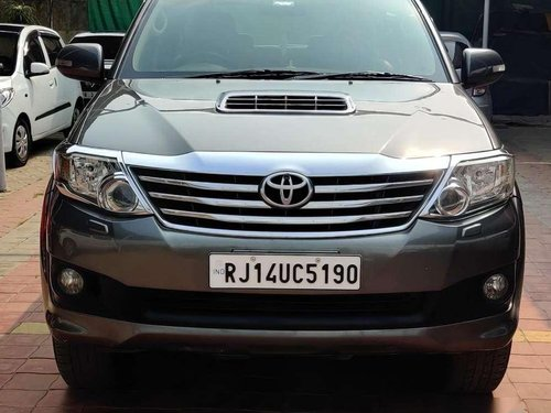 2012 Toyota Fortuner 4x2 MT for sale in Jaipur