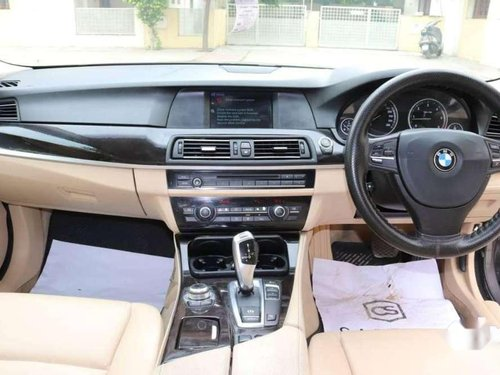 2012 BMW 5 Series 520d Luxury Line AT in Ahmedabad