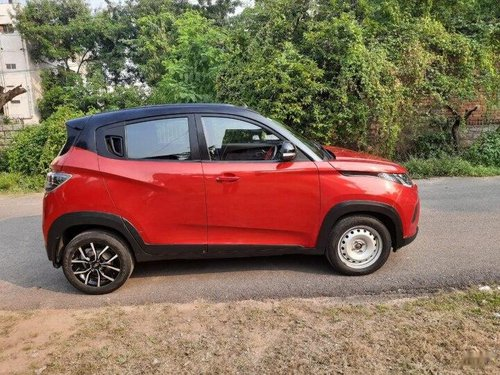 2018 Mahindra KUV100 NXT MT for sale in Hyderabad