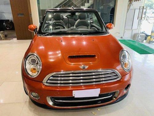 2013 Mini Cooper Convertible S AT for sale in New Delhi