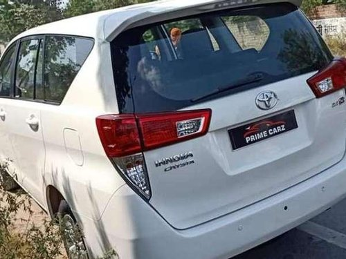 2017 Toyota Innova Crysta MT for sale in Moga